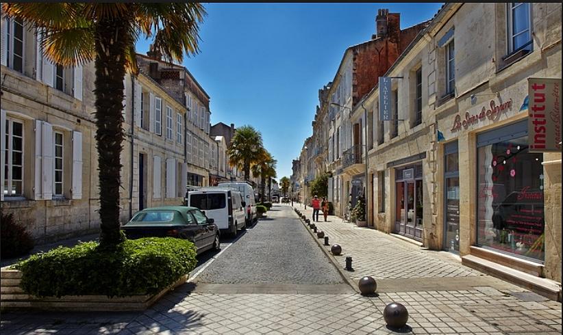 Rue de Rochefort