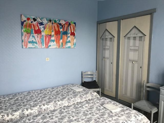 Deux lits simples